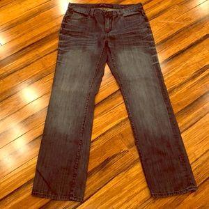 Seven7 trademark men's jeans